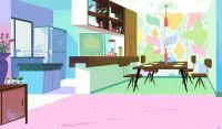 LivingRoom of PPG house. PPG reboot! | Environment And ...