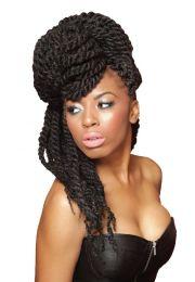 royal silk afro twist braid - synthetic