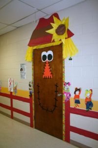 Fall Classroom Door Decorations | Classroom Fall Door ...