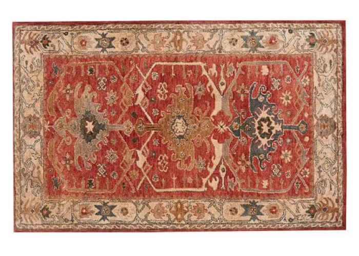 Under couches coffee table in living room channing persian style rug also option for  family