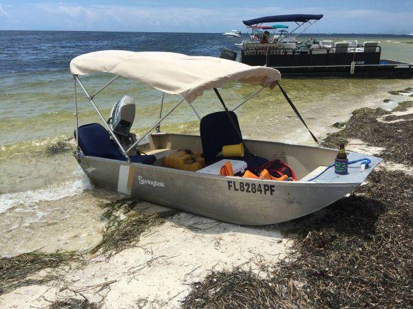 Bass Boat Bimini Tops - Year of Clean Water