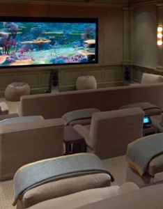 Home cinema luxe entertainment tv room pinterest and also rh