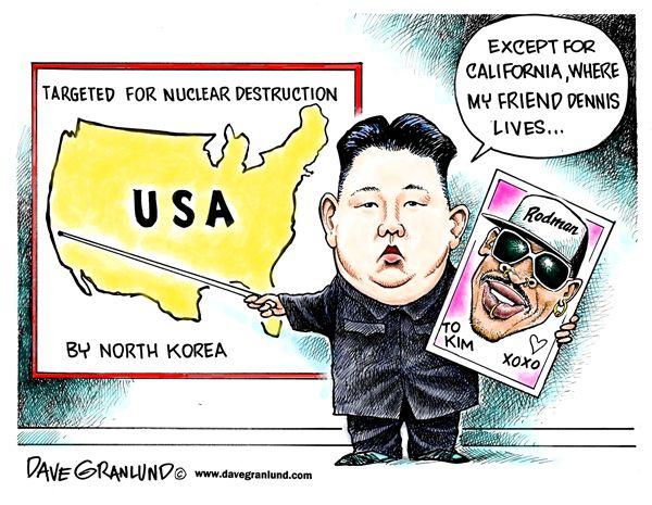 Image result for cartoon of kim il un