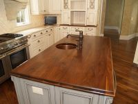 wood countertops | Solid Wood Countertops, Butcherblock ...