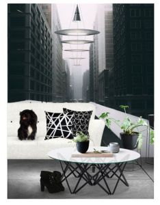 Untitled by retrocat liked on polyvore featuring interior interiors also rh pinterest