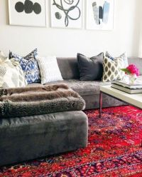 Decorating with Oriental & Persian Rugs | Marble top ...