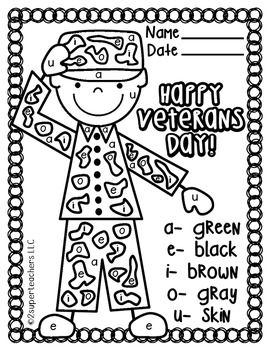 Veterans Day and Remembrance Day Resources for Little Ones