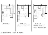 U-shaped Kitchen Floor Plans | ... Kitchen Plans: Great ...
