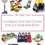 Are You Searching For The Best Toys For 2 3 Year Old Boys