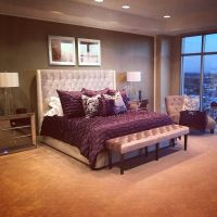 Best 25+ Romantic purple bedroom ideas on Pinterest ...