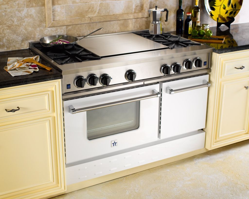 How to Clean Stove With Griddle  Kitchen Appliances