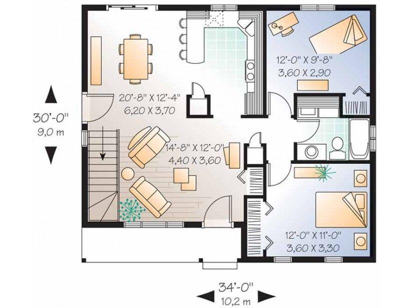 Level 1 House Plans Pinterest House Plans Design Small