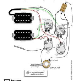 seymour duncan wiring diagram 2 humbuckers 2 vol 3 way squier strat humbucker wiring diagram [ 819 x 1036 Pixel ]