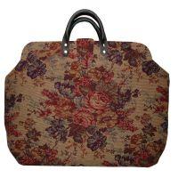 Floral Tapestry Carpet Bag | Bags | Pinterest | Carpet bag ...