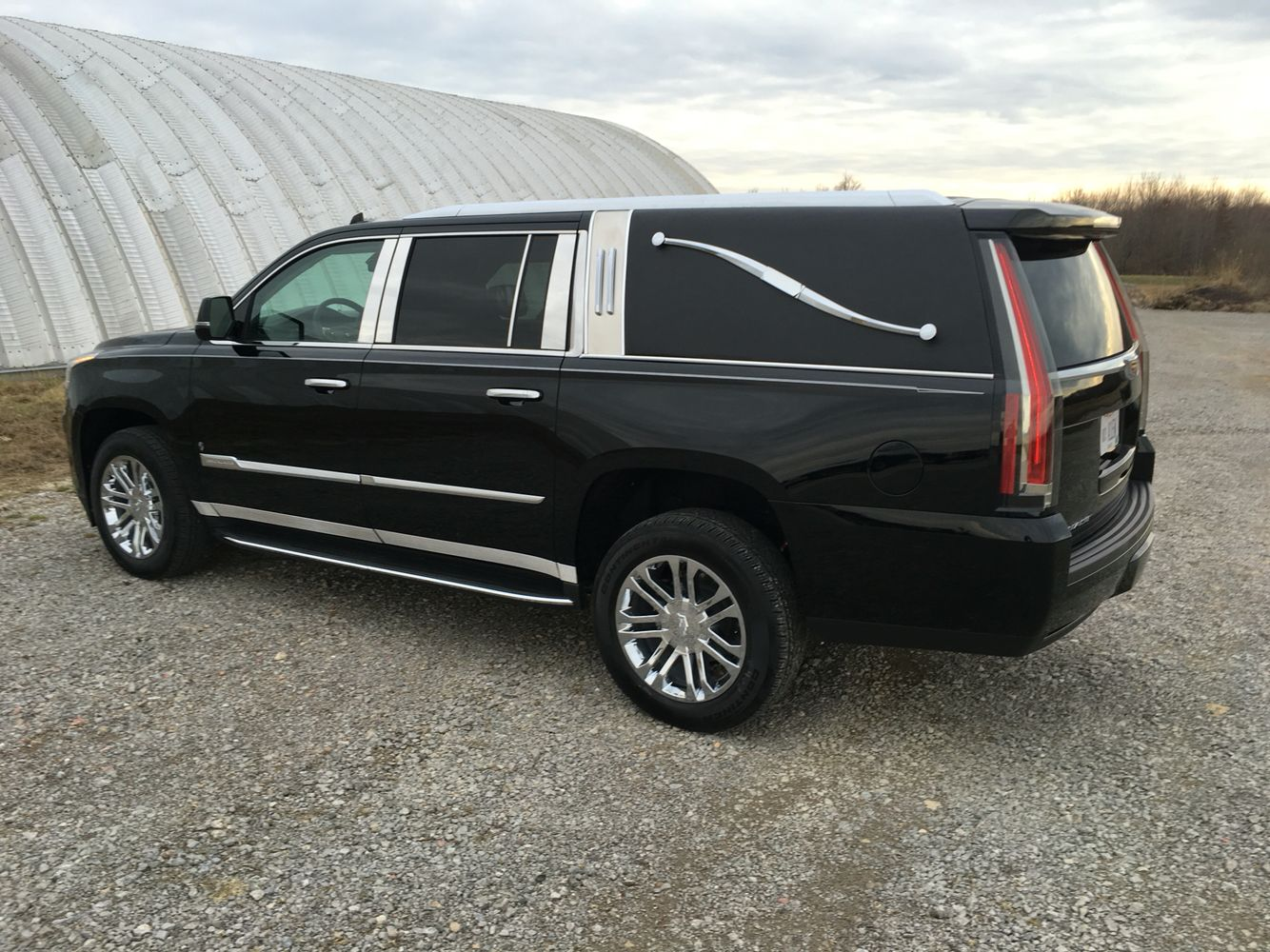 Cadillac Esv Conversion