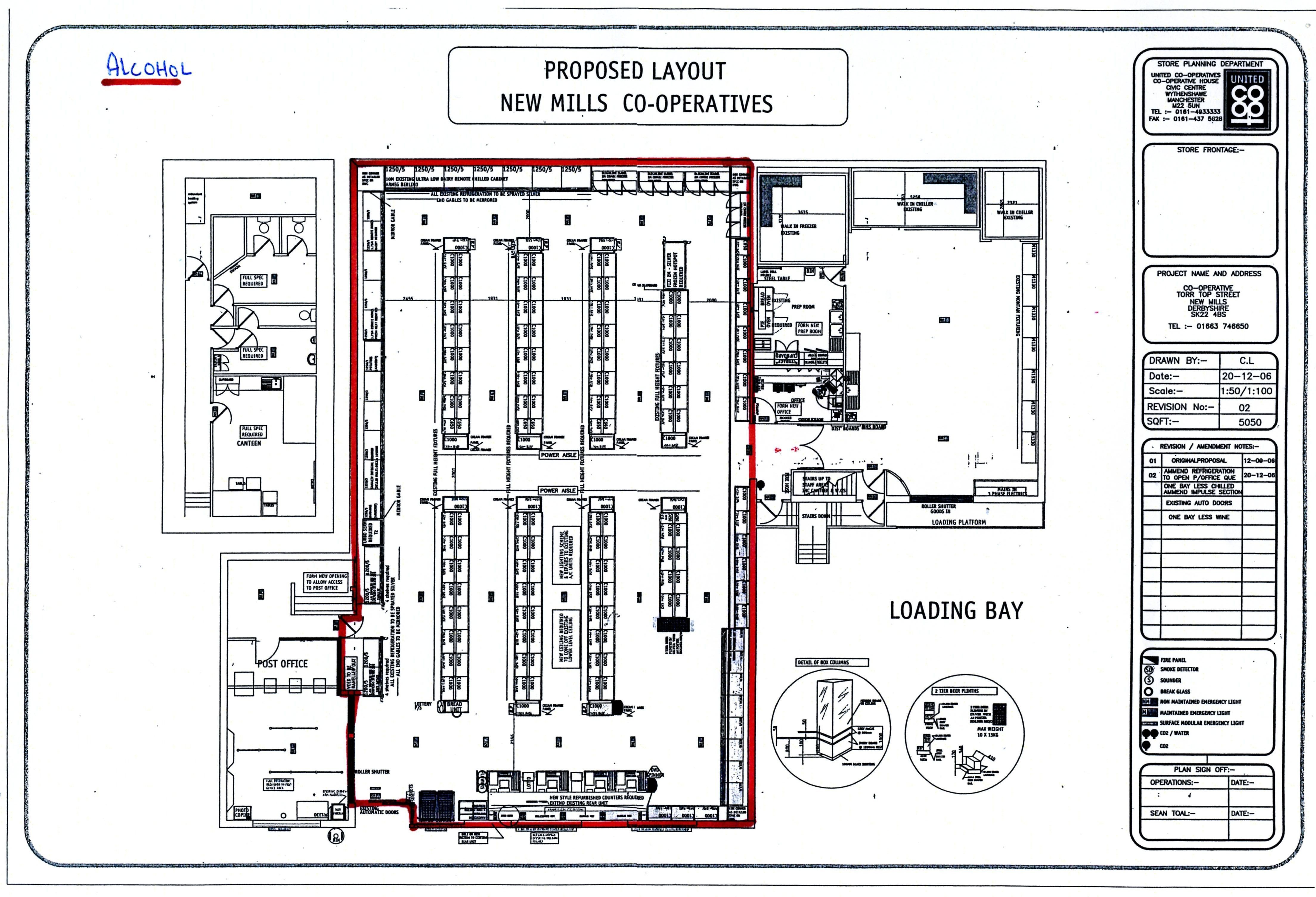 Grocery Store Floor Plan Layouts Supermarket Floor Plan
