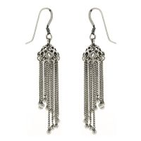 Amazon.in: Buy Silver Designer Jewellery For Girls Dangle ...