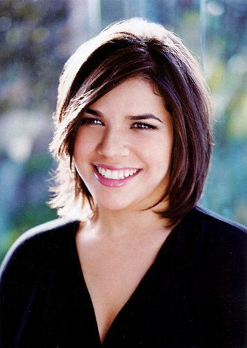 America Ferrera ; Short Hair Suits Her So Much! I'm Sure Any Hair