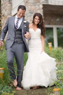 Barefoot Beach Bride Wedding Dress
