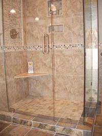 cottage tiled showers | How To Tile A Shower Wall | Ideas ...
