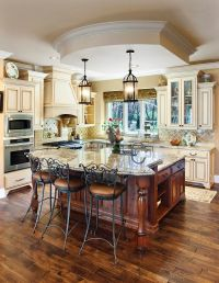 Cream Colored Kitchens on Pinterest | Cream Kitchen ...