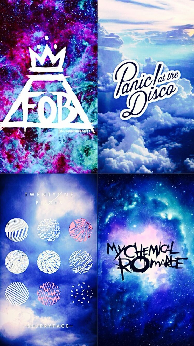 Fall Out Boy Wallpaper Iphone 5 Fall Out Boy Panic At The Disco Twenty One Pilots Amp My