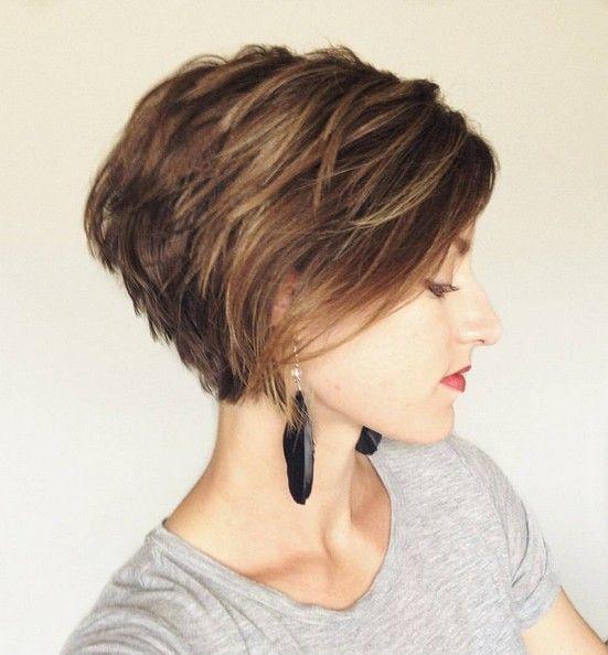 20 Popular Messy Bob Haircuts We Love Kreative Frisuren Dichter