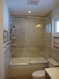 small tubs shower combo | hydroslide-modern-sliding-shower ...