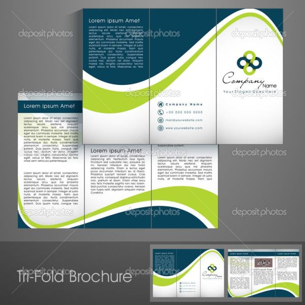 1000 Brochure Design Template