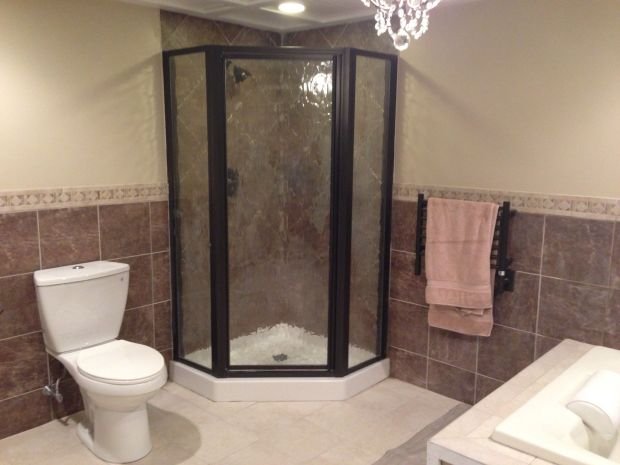 Stand Up Showers - Home Design Ideas