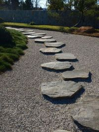 garden stepping stones rock garden stepping stone creating ...