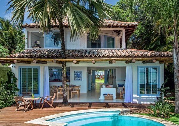 Tropical Beach Homes Favorite Beach House Designs The Tropical