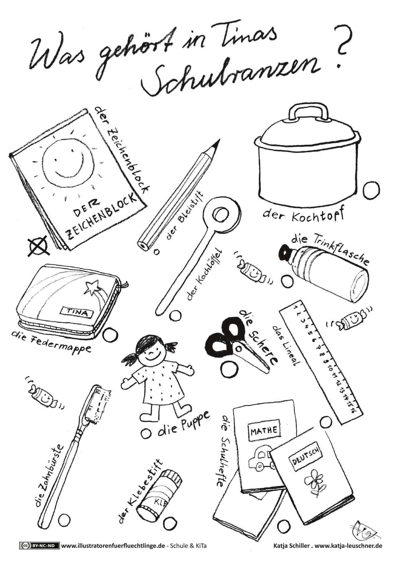 Download Als Schule Und Kita Schreibzeug