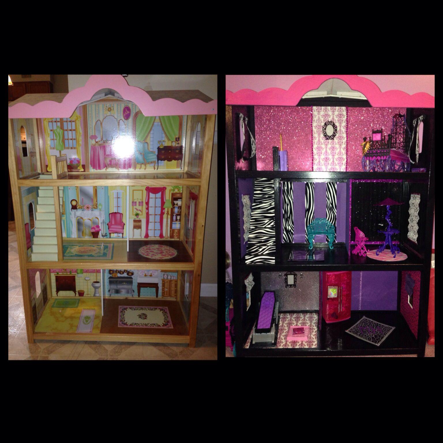Monster High Doll House KiKi Pinterest Monster High House