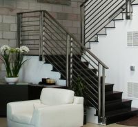 Contempo Images Of Indoor Stair Railing Kits Lowes For ...