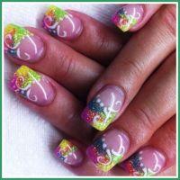 Spring Gel Nail Designs 2013, gel nail designs ideas ...