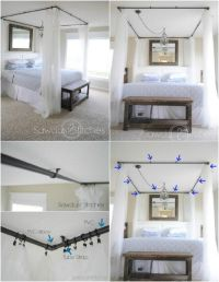 These 23 DIY Bed Canopies Will Ensure That You Sleep Like ...