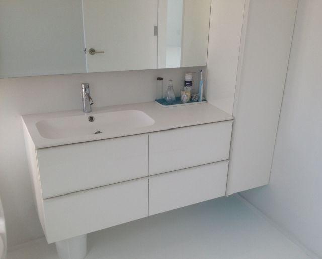 bathroom cabinets over sink pinterdor Pinterest
