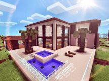 Cool Modern Minecraft House Ideas