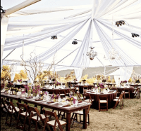 Backyard Wedding Reception Tent | www.pixshark.com ...