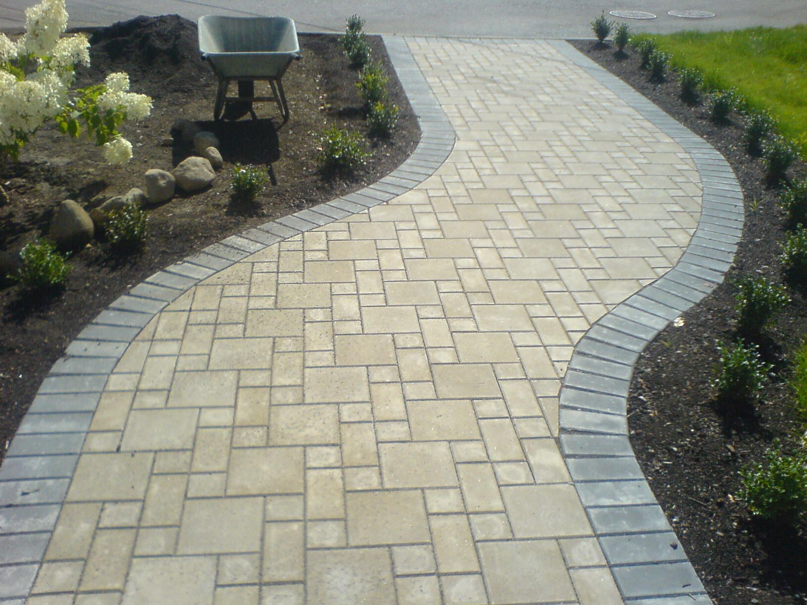The Best Stone Patio Ideas Paving Stone Patio Designs And