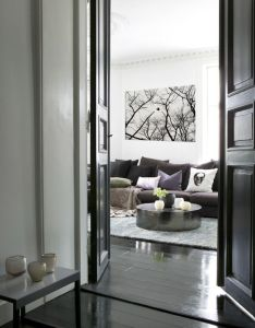 Love the differerent shades of grey colour dekor pinterest gray color internal doors and interiors also rh