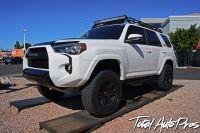 2014 Toyota 4Runner TRD Pro White | Icon Billet Aluminum ...