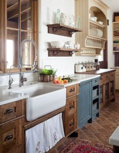 Farmhouse french inspired home decor ideas and diys also rh pinterest