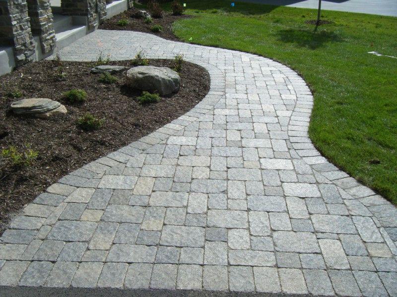 Best 25 Cobblestone Walkway Ideas On Pinterest Stone Water