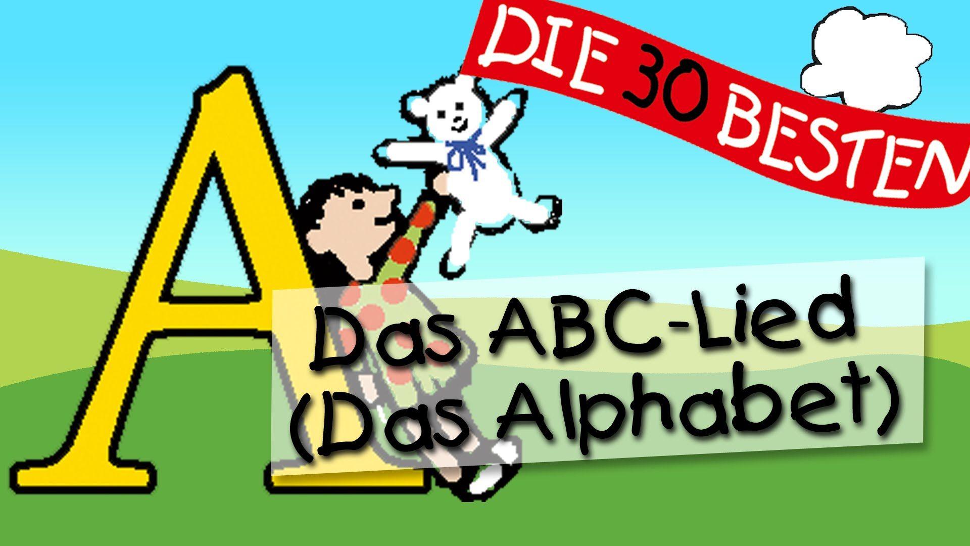 S Youtube Watch V Jgzo27r5mz8 Lied Lernlied Das Abc Lied Das Alphabet