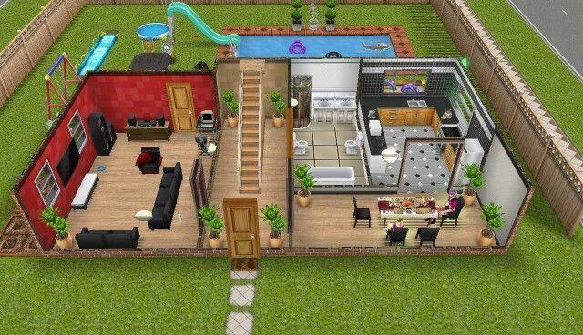 Bottoms Floors Floors Plans Design Ideas House Designs Sims