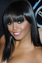 china bang hairdos african american
