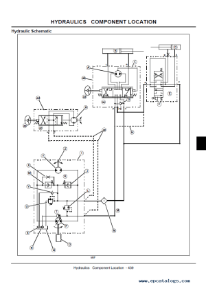 repair manual John Deere GX255 GX325 GX335 GX345 Garden