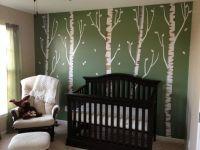 Birch Tree Decal, Reusable, Repositionable White Birch ...